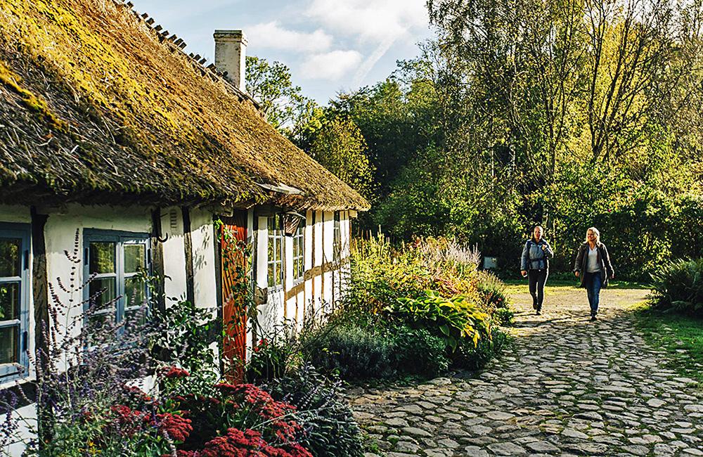 osterlen trek in sweden