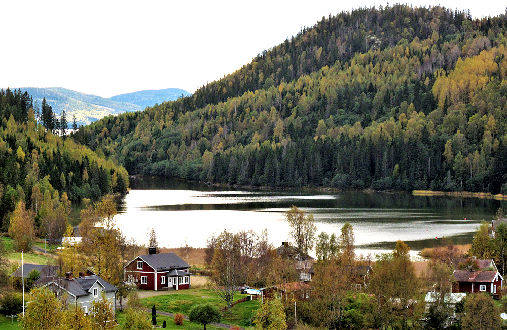 high coast sweden self-guided walking vacation
