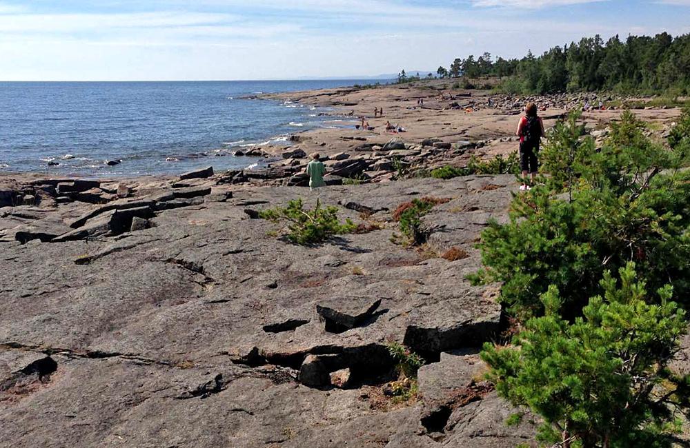 sweden trekking and walking holidays