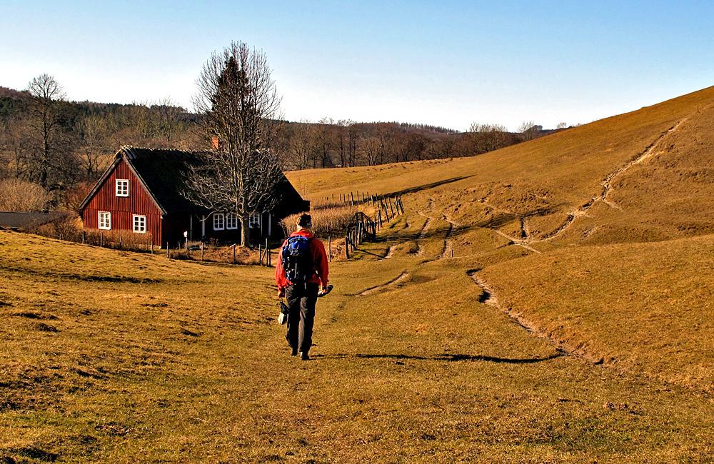 sweden inn to inn independent walking