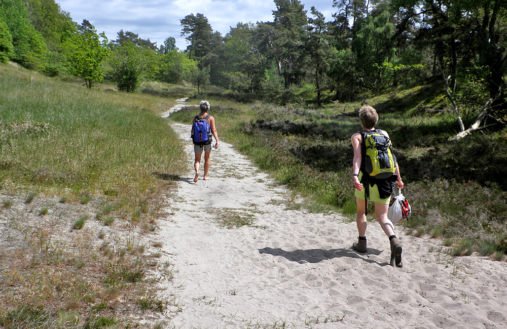 self-guided hiking sweden
