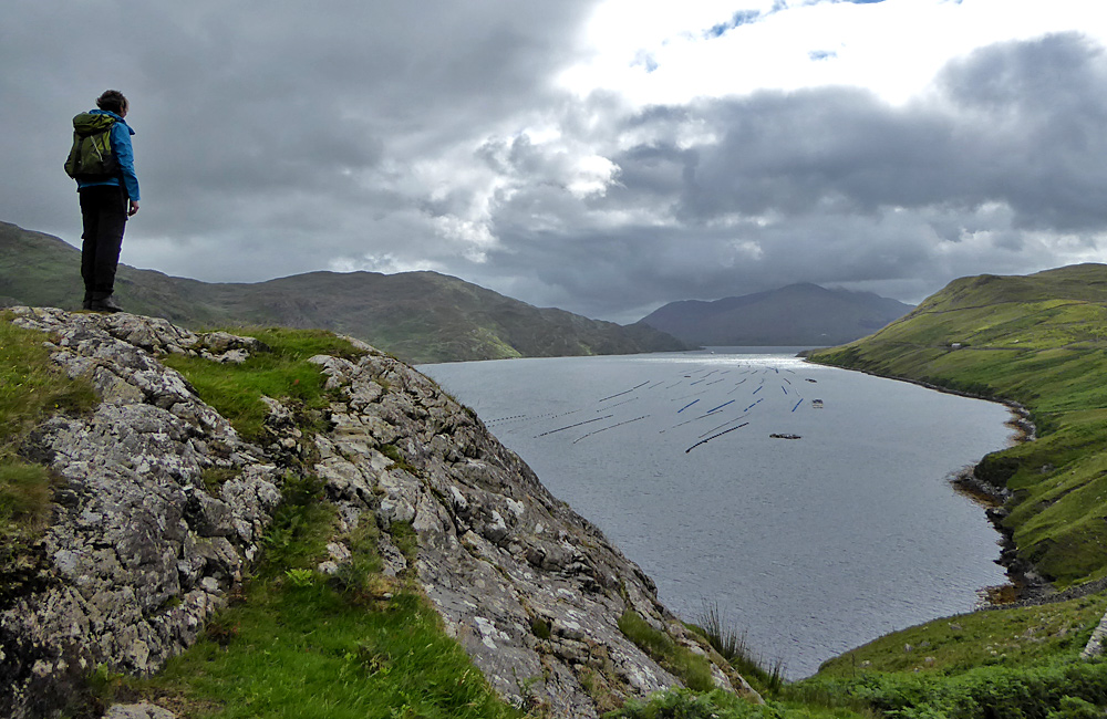 connemara self-guided walking tour