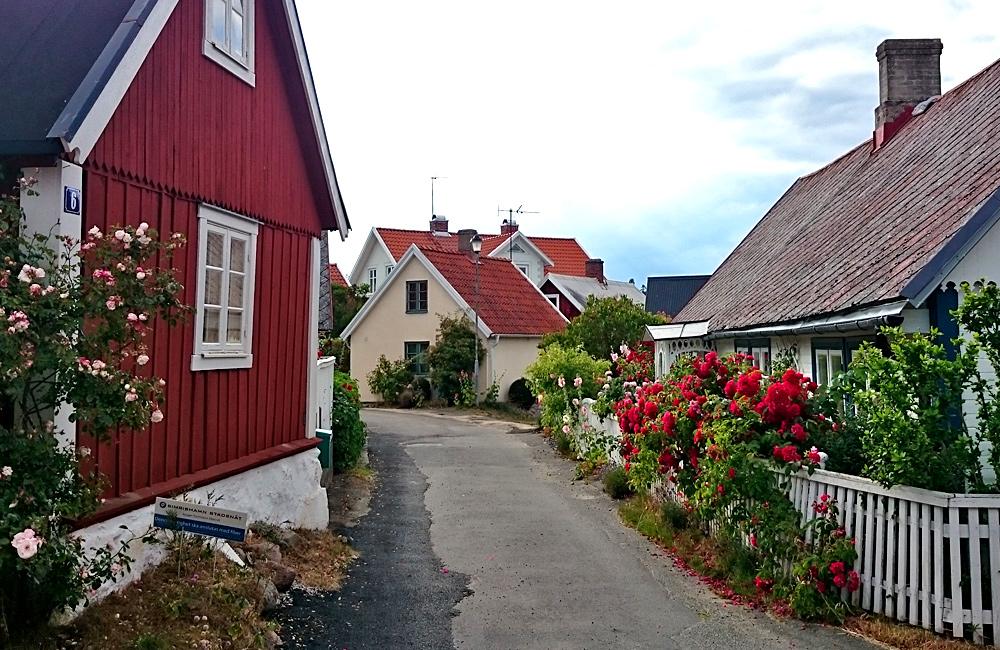 self-guided walking sweden