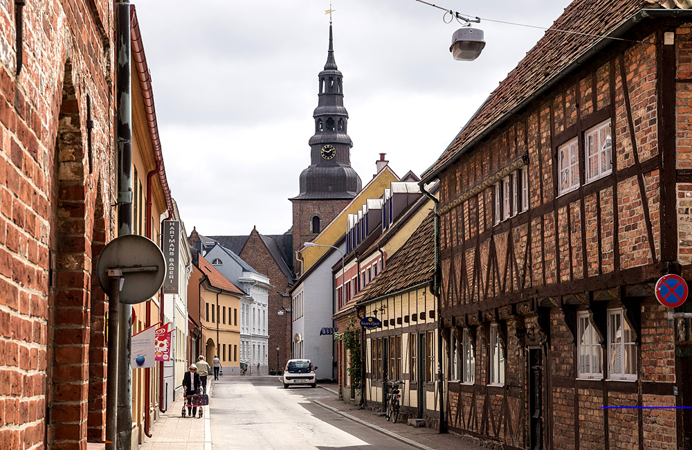 sweden self-guided hiking tour