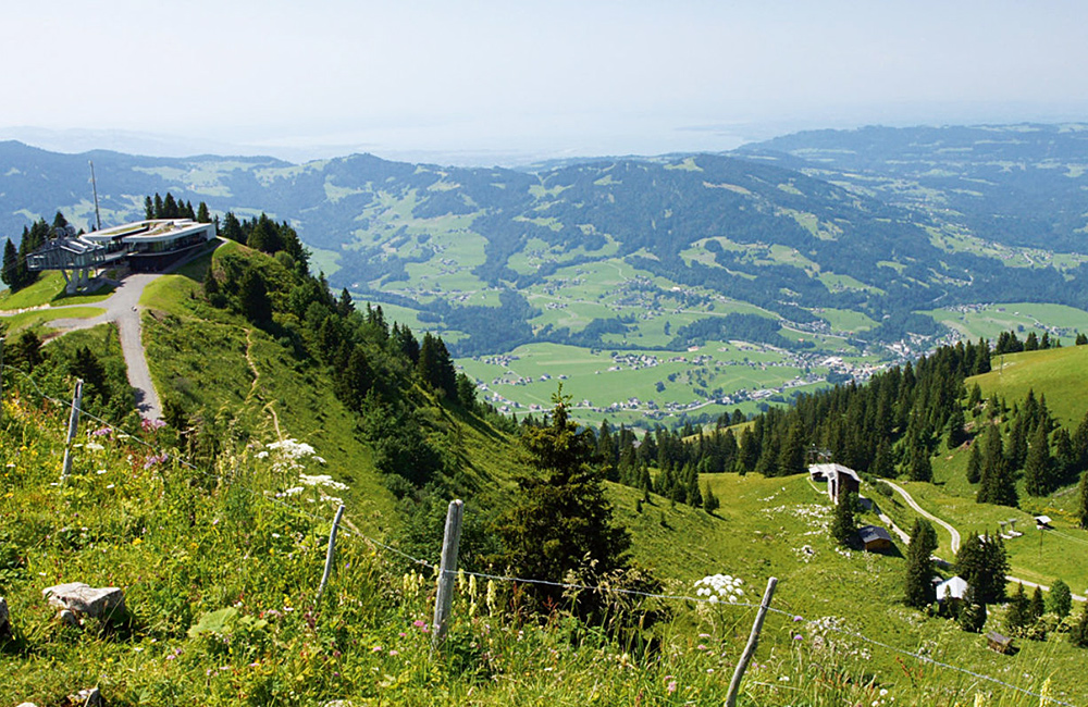 bregenz unguided trekking tour, austria