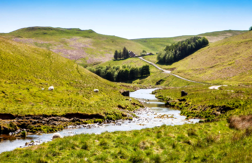 scotland inn to inn independent trekking tour