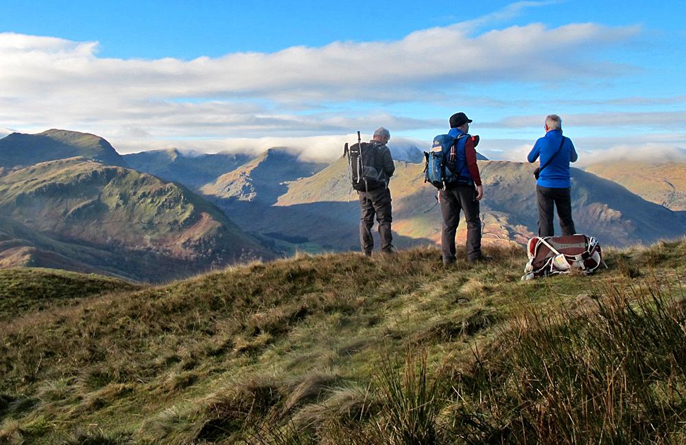 england's coast to coast hiking trail