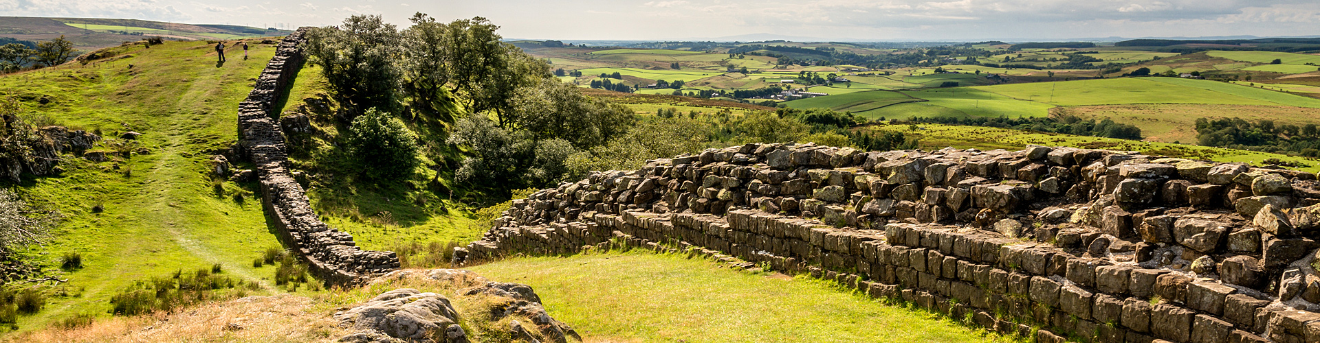 Hadrian S Wall Self Guided Hiking Tour In England
