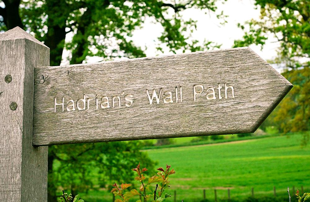 independent trekking hadrian's wall