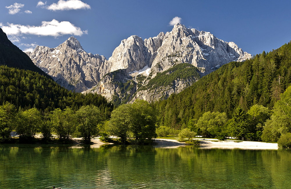 self-guided walking in slovenia