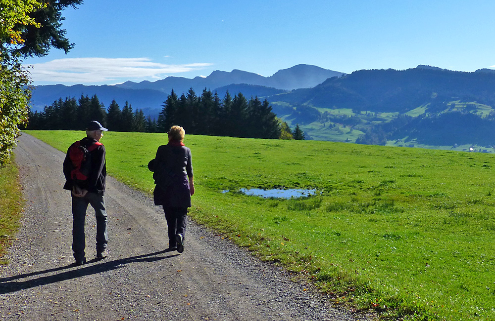 austria self-guided hiking tour
