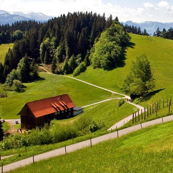 inn to inn hiking trek austria