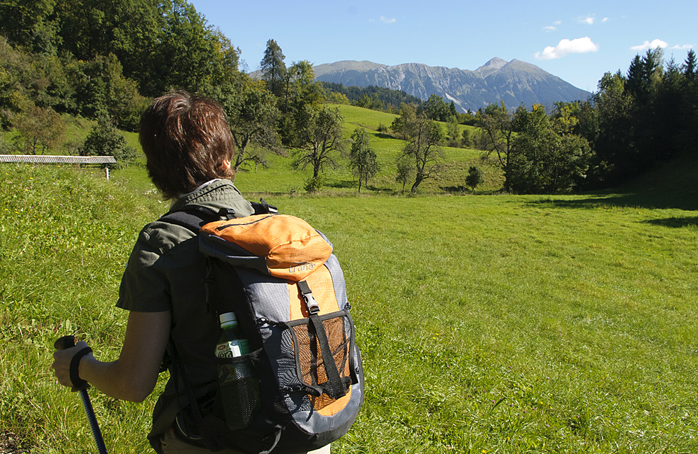independent walking tours in slovenia