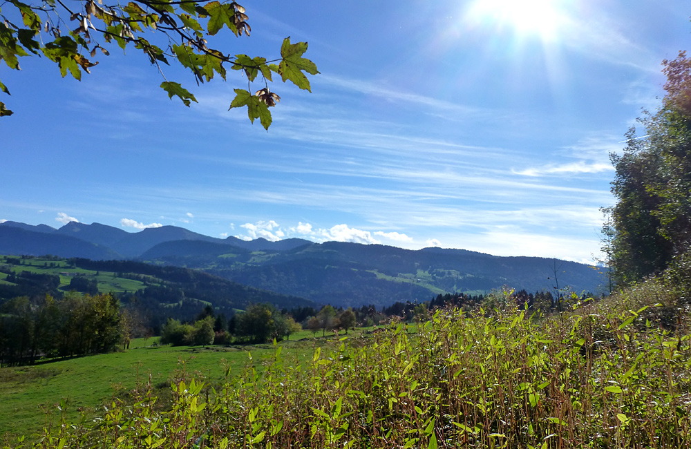 self-guided walking and hiking tour austria