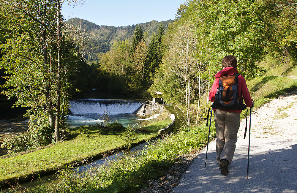 innt o inn self-guided walking slovenia