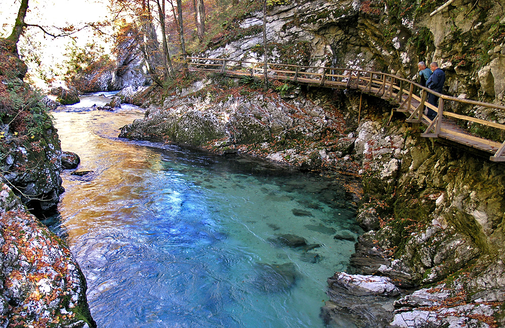 hiking tours in slovenia