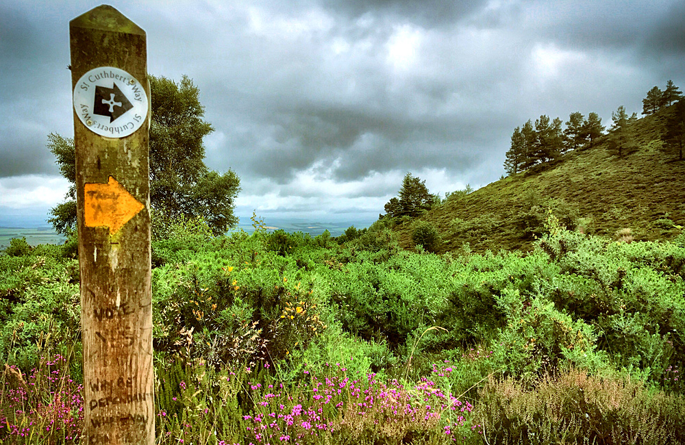 st cuthbert's way self-guided hiking