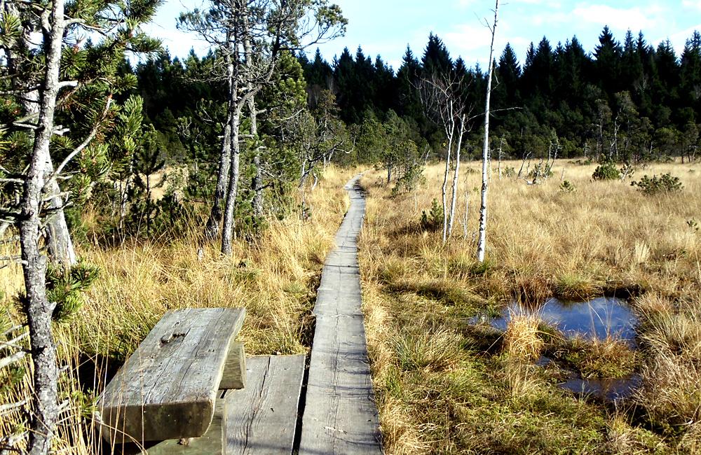hiking the king ludwig way