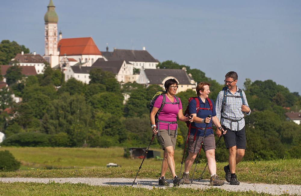 king ludwig way independent trekking