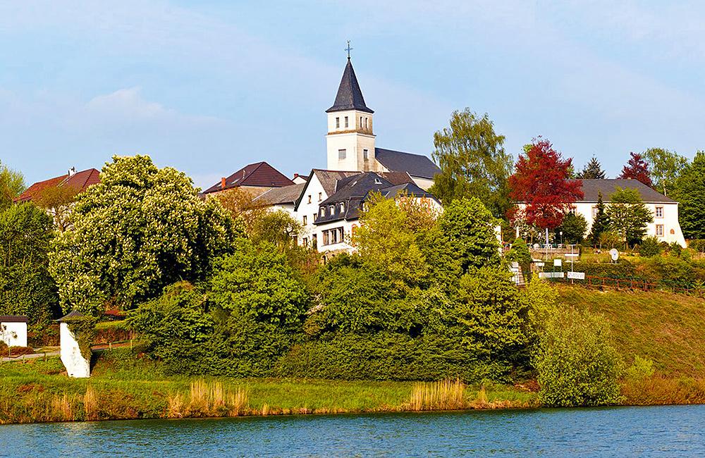 moselle and eifel trekking in germany