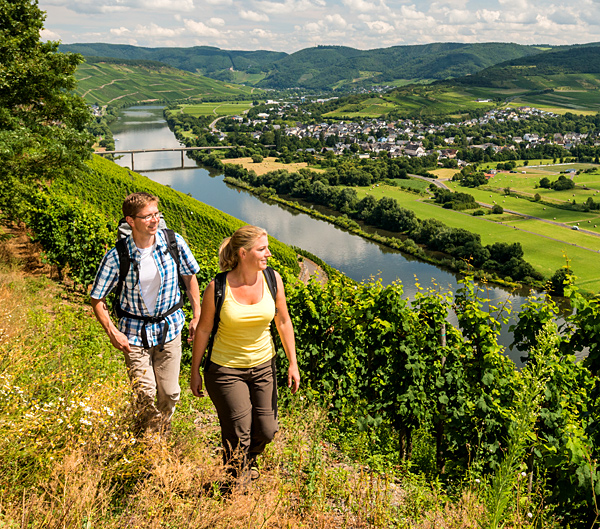 moselle & eifel self-guided hiking tours, germany