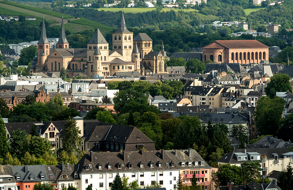 moselle and eifel self-guided trekking