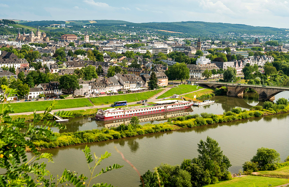 moselle and eifel independent trekking