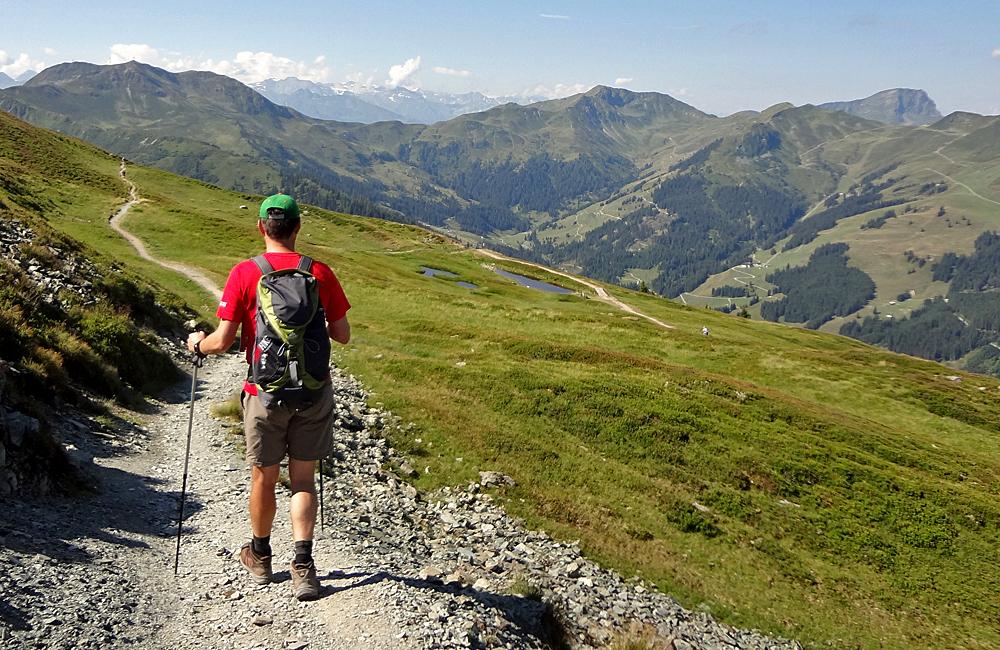 salzburg kitzbühel alps independent walking