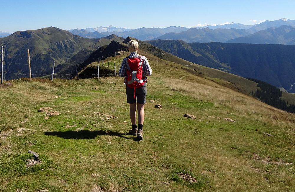 salzburg kitzbühel alps independent trekking