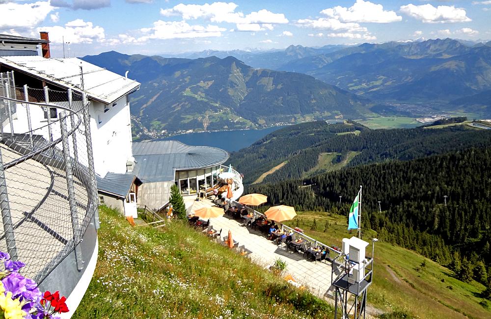 salzburg kitzbühel alps self-guided walking