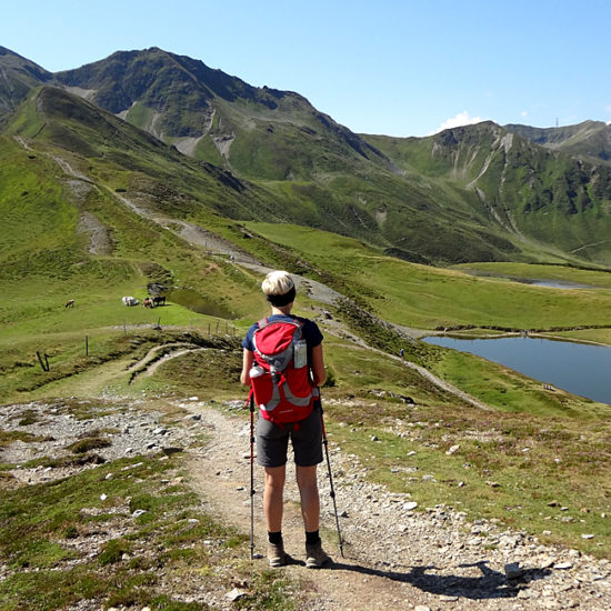 salzburg kitzbühel alps hiking