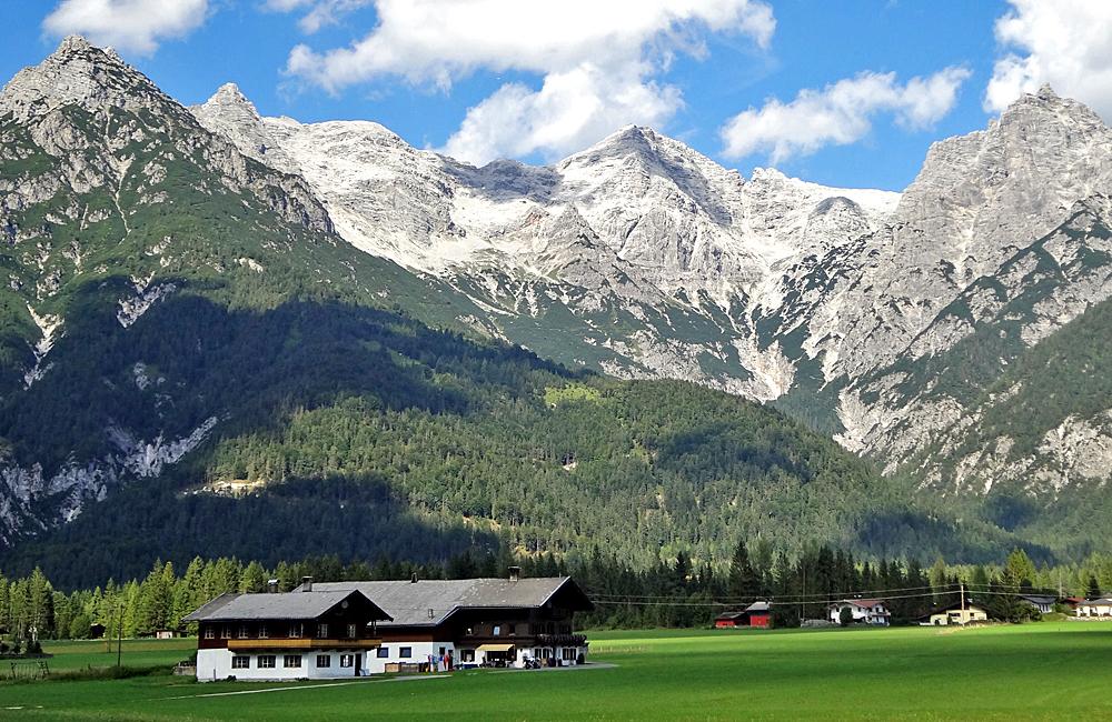 salzburg kitzbühel alps inn to inn walking