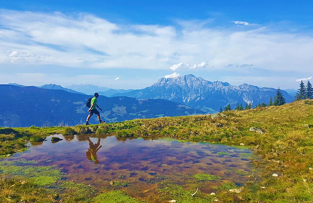 salzburg self-guided hiking austria