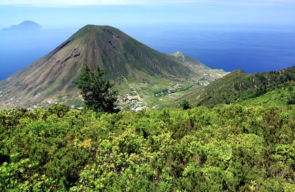 aeolian islands of lipari and stromboli, and sicily etna volcano inn to inn trekking