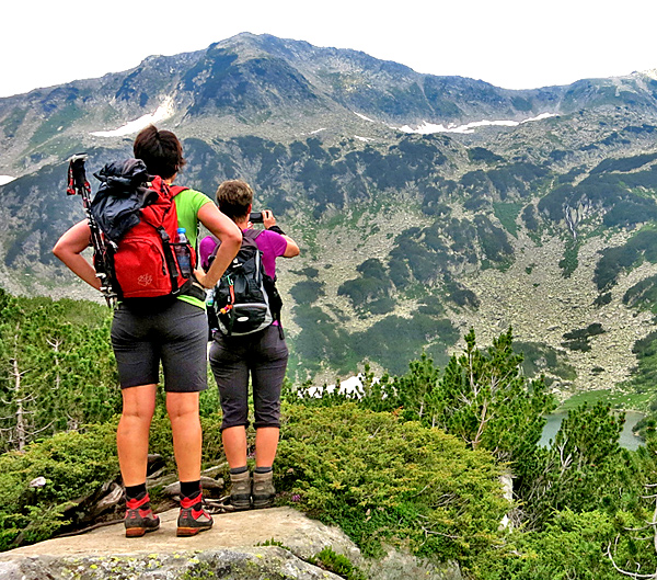 self-guided hiking trek in bulgaria