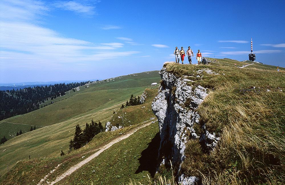 inn to inn jura crest trail hiking