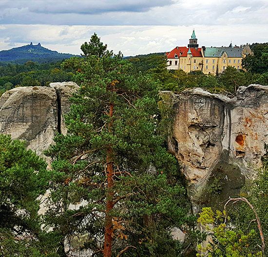 czech republic and bohemian paradise self-guided hiking