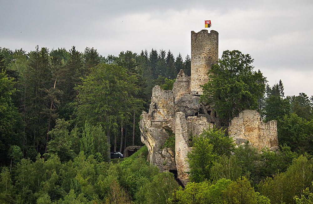independent ramblng tours in czech republic
