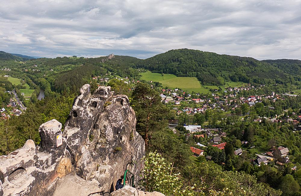 bohemian paradize self-guided walking tour