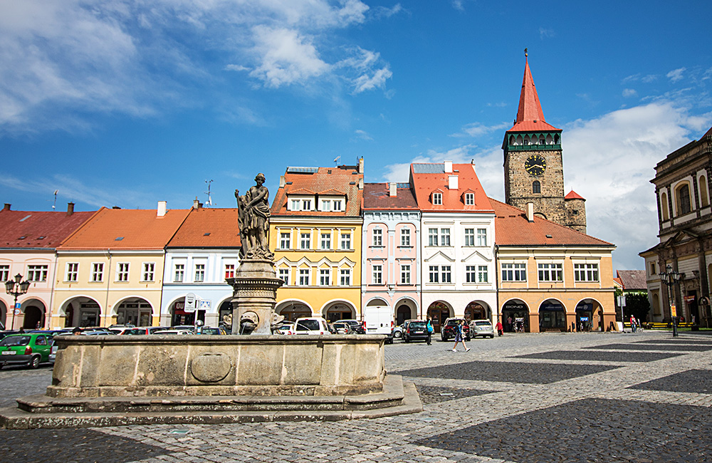 independent trekking in czech republic and bohemian paradise