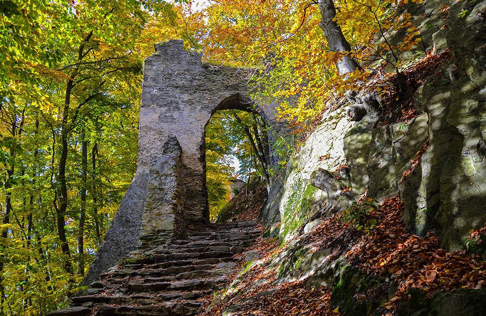 hiking treks in the czech republic