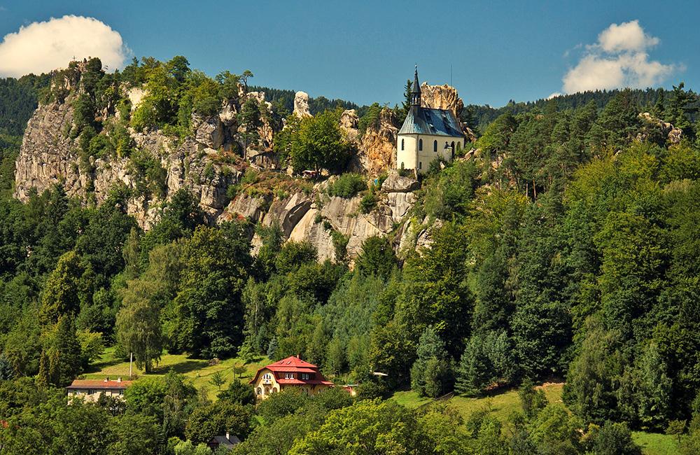 inn to inn trekking in the czech republic
