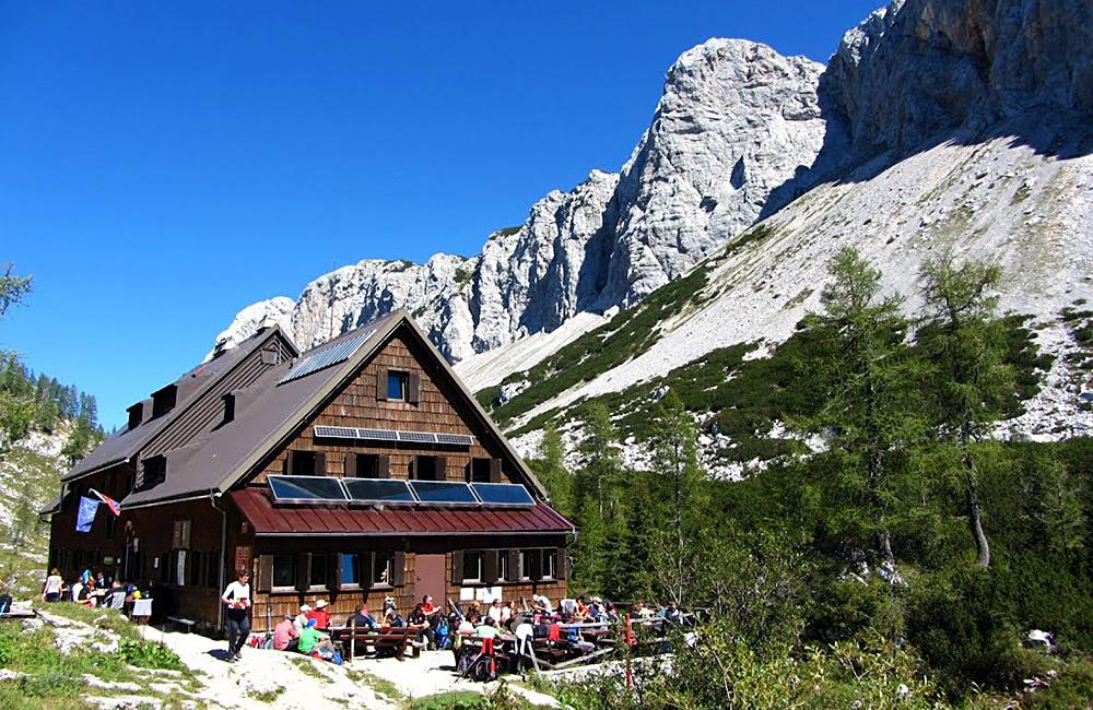 independent trekking holidays in slovenia
