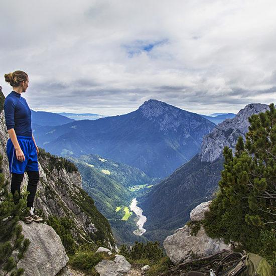 slovenia self-guided trekking in the julian alps