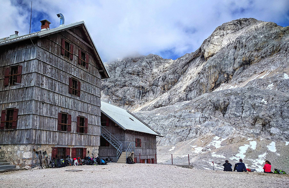 julian alps hut to hut trekking and hiking in slovenia