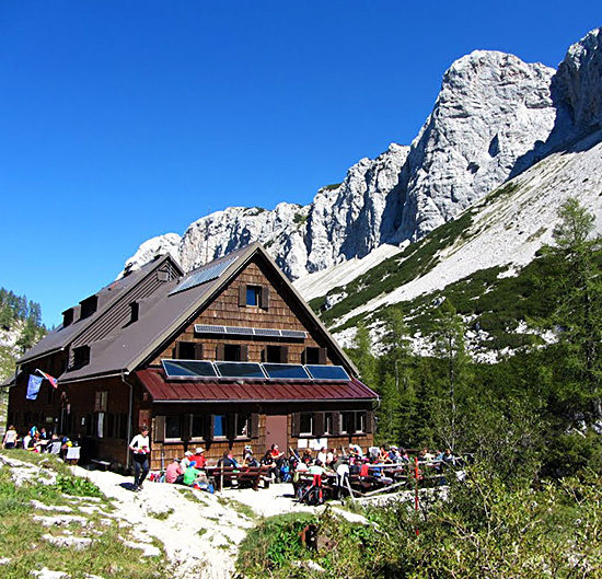 slovenia and julian alps trekking tour