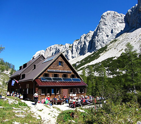 slovenia and julian alps trekking tour