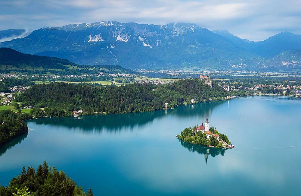 julian alps self-guided hiking and trekking in slovenia