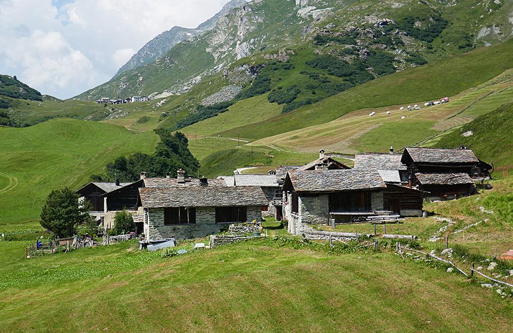 via engiadina self-guided trekking tour in switzerland