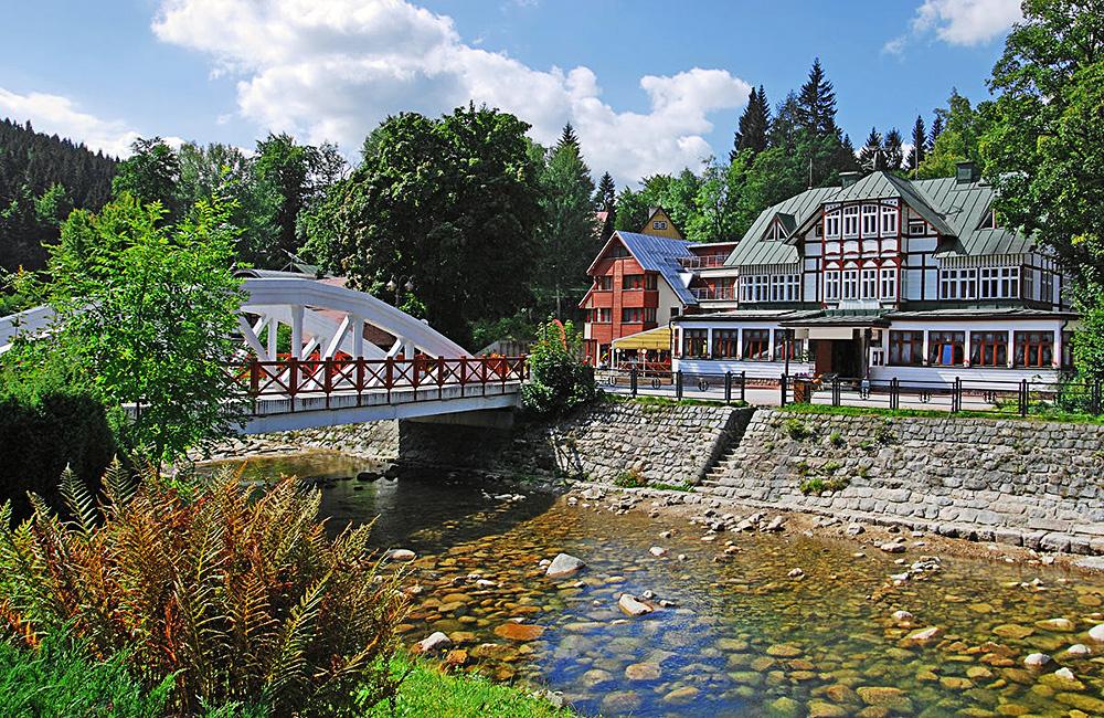 inn to inn self-guided hiking in czech republic
